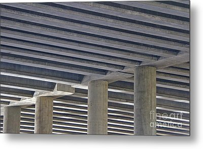 Underpass Metal Print by Sean Griffin