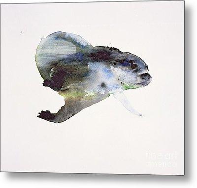 Underwater Metal Print by Mark Adlington