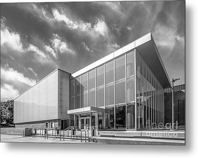 University Of Michigan Arthur Miller Theater Metal Print