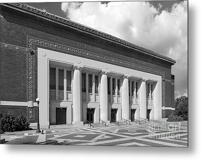 University Of Michigan Hill Auditorium Metal Print