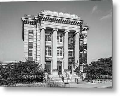 University Of Minnesota Johnston Hall Metal Print by University Icons
