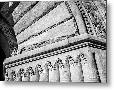 University Of Minnesota Pillsbury Hall Detail Metal Print