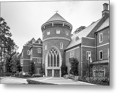 University Of Richmond Robins School Of Business Metal Print by University Icons