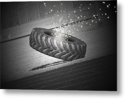 Unknown Portals Metal Print by Cathy  Beharriell