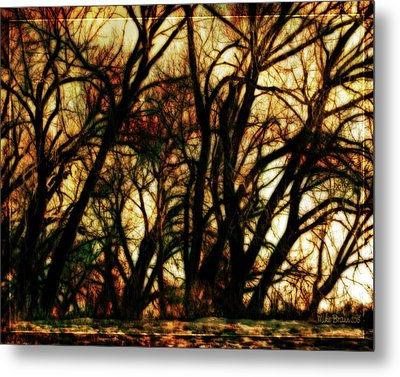 Unquenched Thirst Metal Print