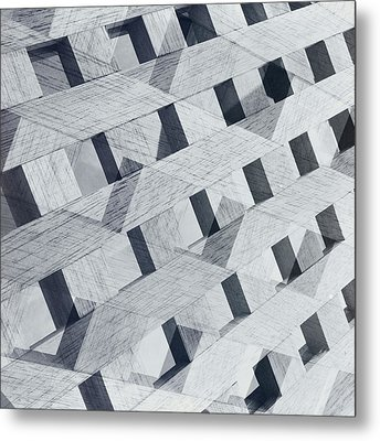 Untitled 20150822 Metal Print by Marco Oliveira