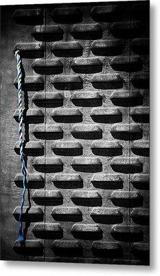 Unwind Metal Print by Matthew Blum