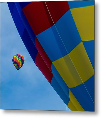 Up And Away 1 12x12 Metal Print