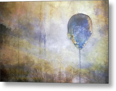 Up Up And Away... Metal Print