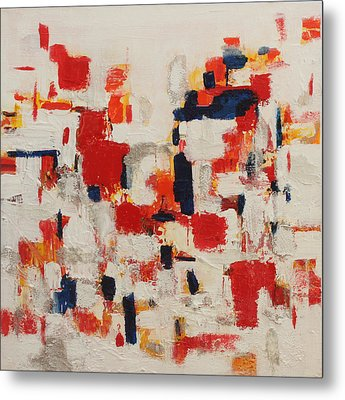 Urban Spirit Metal Print