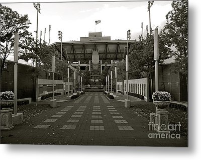 Usta National Tennis Center Metal Print by Kayme Clark