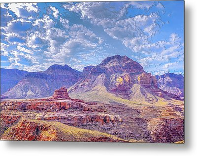 Utah Revisited Metal Print