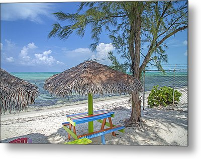Vacation In The Air Metal Print