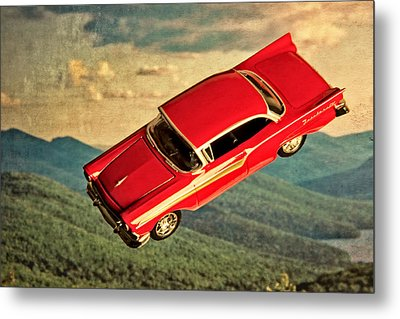 Vacation Metal Print by Jeff  Gettis
