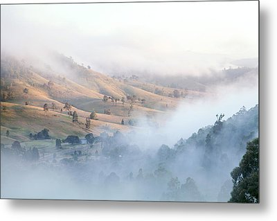 Valley Of Whispers Metal Print by Az Jackson