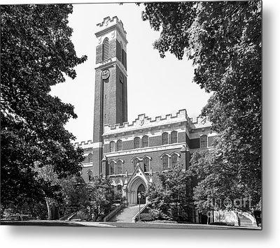 Vanderbilt University Kirkland Hall Metal Print