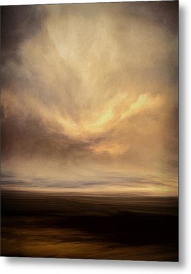 Vanishing Winds Metal Print by Lonnie Christopher