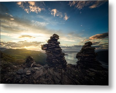 Vardan Metal Print by Tor-Ivar Naess