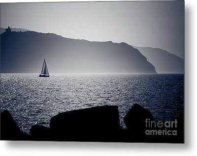 Vela Metal Print by Bruno Spagnolo