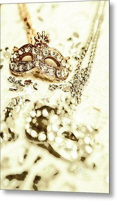 Venetian Crystal Style Metal Print by Jorgo Photography - Wall Art Gallery