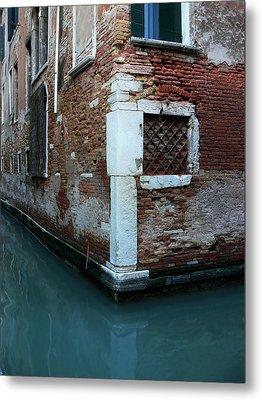 Venice-20 Metal Print by Valeriy Mavlo