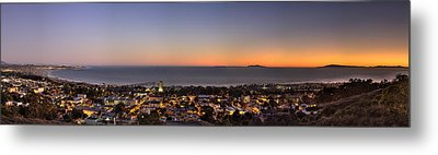 Ventura, Anacapa And Santa Cruz Islands Hdr Metal Print