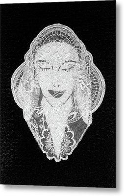 Venus Metal Print by Marie Halter