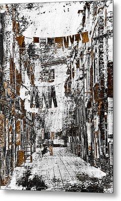 Verona Italy Metal Print by Frank Tschakert