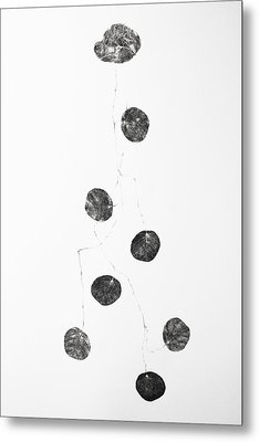 Vessel Metal Print by Bella Larsson