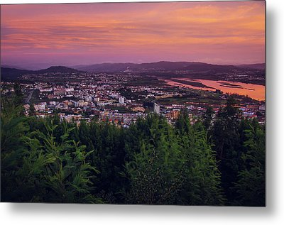 Viana Do Castelo Metal Print
