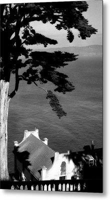View From Alcatraz Metal Print by Todd Fox