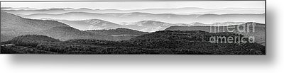 View Highland Scenic Highway Metal Print by Thomas R Fletcher