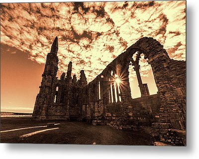 Metal Print featuring the photograph View To A Thrill by Anthony Baatz