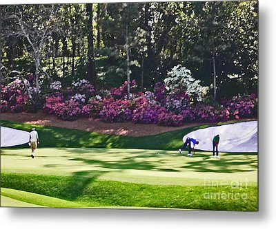 Vijay At Amen Corner Metal Print