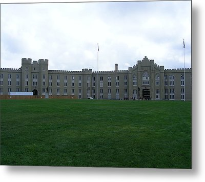 Virginia Military Institute Metal Print