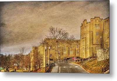 Virginia Military Institute Metal Print by Todd Hostetter