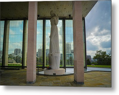 Virginia War Memorial Metal Print