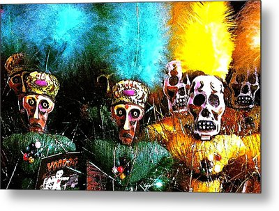 Voodoo For You Metal Print