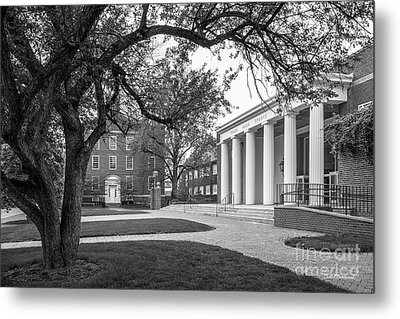 Wabash College Sparks Center Metal Print
