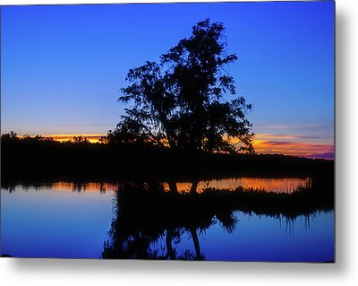 Wagardu Lake, Yanchep National Park Metal Print