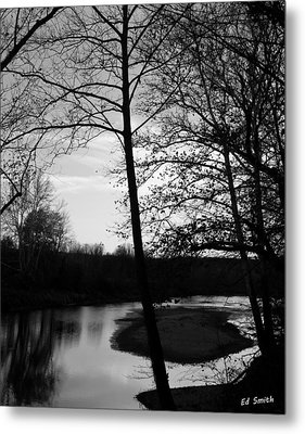 Waiting For Summer Metal Print