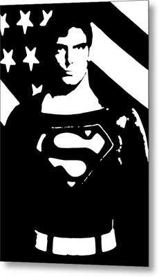Waiting For Superman Metal Print by Saad Hasnain