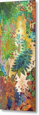 Walking With The Forest Spirits Part 2 Metal Print