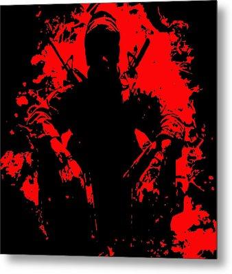 War Is Hell 2 Metal Print