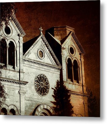 Warming Faith Metal Print