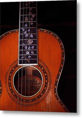 Washburn Guitar Metal Print