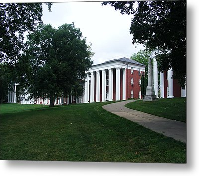 Washington And Lee University Metal Print