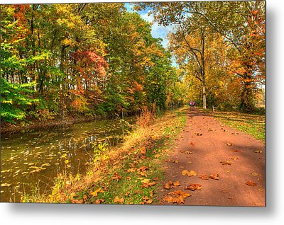 Washington Crossing Park Metal Print