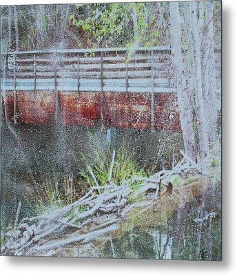 Water #5 Metal Print