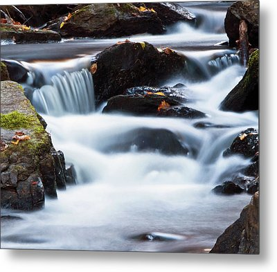Water Like Mist Metal Print